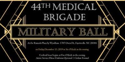 44th Medical Brigade Military Ball