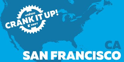 Crank It Up - Wahoo & Zwift Tour - Sports Basement SF Presidio