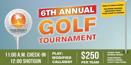 6th Annual GWCC Golf Tournament