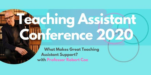 Teaching Assistant Conference 2020