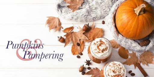 Pumpkins & Pampering