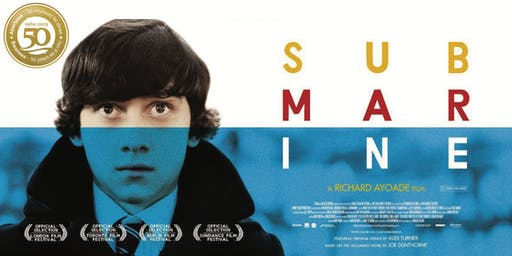 Submarine (Film, Fiction & Food)