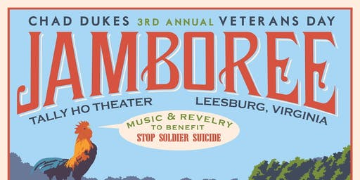 3rd Annual Chad Dukes Veterans Day Jamboree
