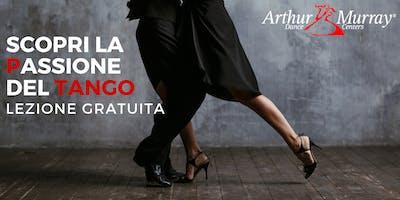 Scopri la passione del Tango Argentino - Lezione Gratuita