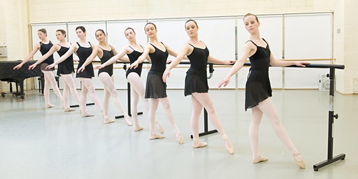 FREE BALLET CLASS TRIAL WITH ENODANSE - ADULT BEGINNERS