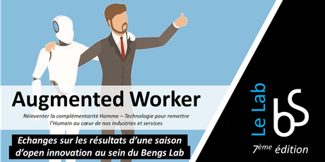 Augmented Worker - restitution du Bengs Lab saison 7 billets