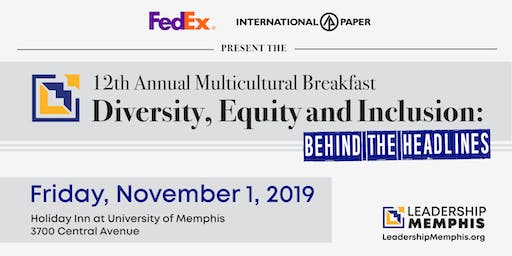 12th Annual Multicultural Breakfast