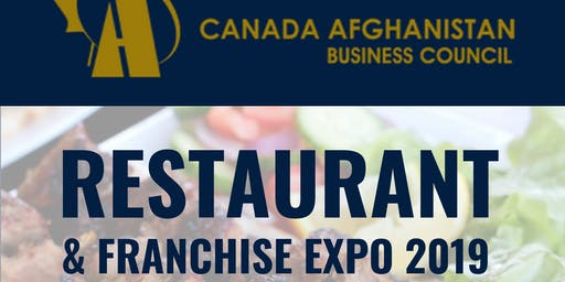 CABC Restaurant and Franchise Expo Oct 30, 2019  4PM - 9PM
