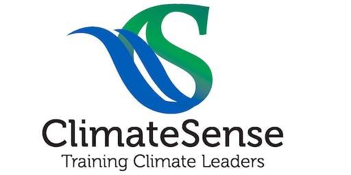 ClimateSense Training Program - Climate 102