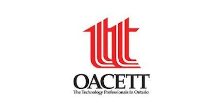 OACETT's Eastern Region - 10 Year Membership Celebration  tickets