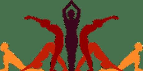 Yoga Workshop: Transitions & Asanas tickets