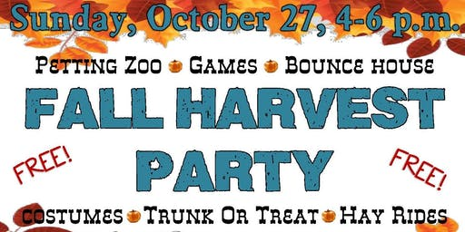 Fall Harvest Party 2019