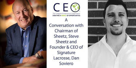A Conversation with Chairman of Sheetz and Founder of Signature Lacrosse tickets