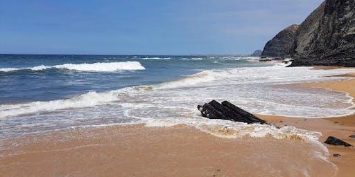 Portugal-Haus am Meer- WeltenWandern in Gemeinschaft