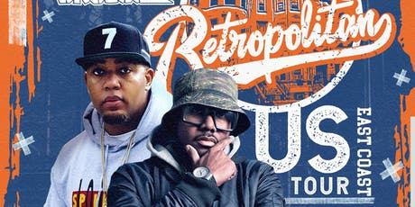 Skyzoo Retropolitan Tour at Big Chief tickets