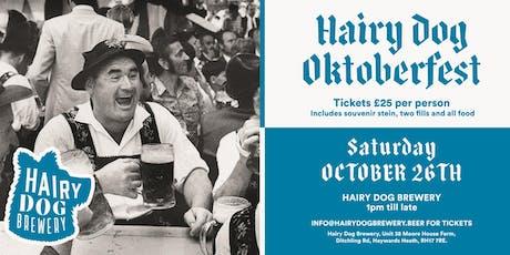 Hairy Dog Oktoberfest tickets