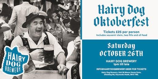 Hairy Dog Oktoberfest