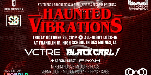 Haunted Vibrations: Lock In Party