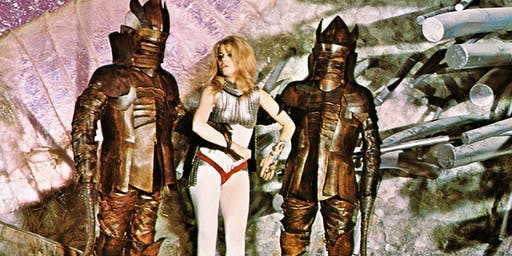 Film: Barbarella