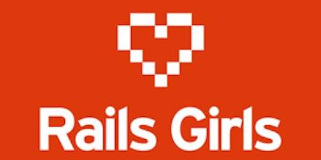 Rails Girls Bristol 2019 tickets