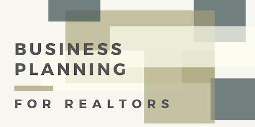 Business Planning for Realtors