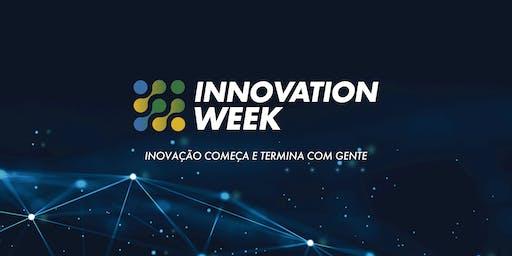 [Innovation Week] Painel | Inovação e Intraempreendedorismo