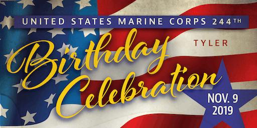 244th USMC Birthday Celebration