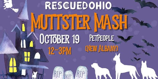Muttster Mash presented by RESCUEDohio and Pet People New Albany