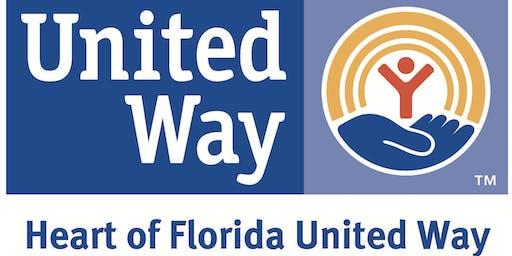 United Way Coordinators Appreciation Breakfast