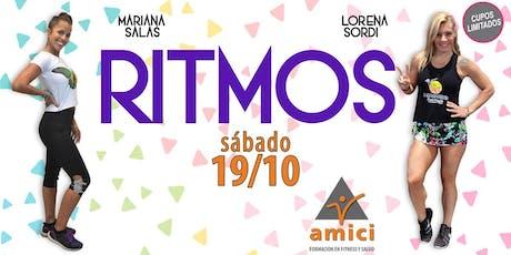 Jornada de RITMOS entradas
