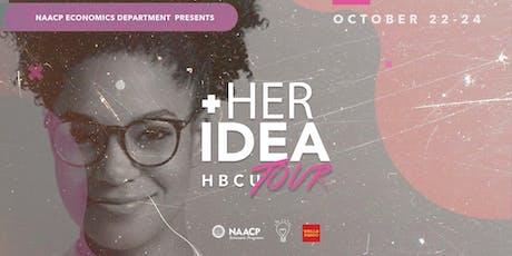 HER Idea HBCU Tour - Benedict College tickets