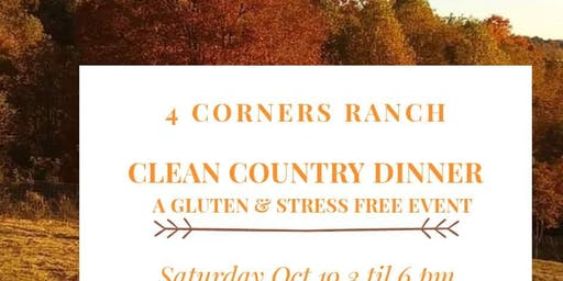 Clean Country Dinner