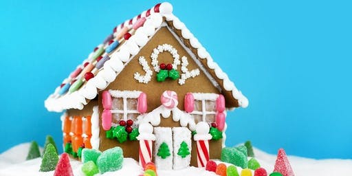 Gingerbread Houses for Homeless Families