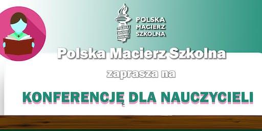 Konferencja dla nauczycieli polskich szkół sobotnich
