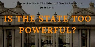 Compass Series October Event, A panel discussion on the power of the state.