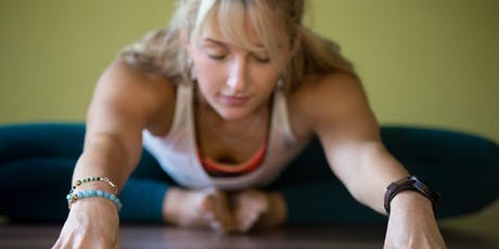 October Yin Yoga Release Series  tickets