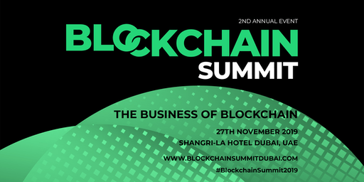 Blockchain Summit Dubai 2019