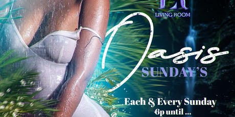 Oasis Sundays Day Party @ Living Room tickets
