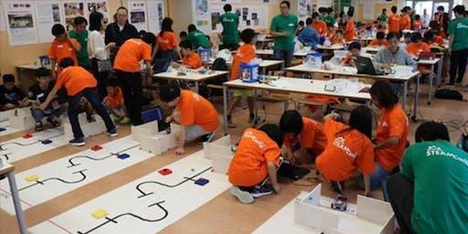 ROBOTICS DAY AT LAURELWOOD COMMONS PLAZA (LEGO, ARTEC, EZ ROBOT, VEX AND MORE)