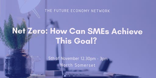 Business Lunch: How Can SMEs Achieve Net Zero?