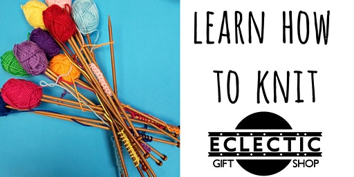 Learn How to Knit (Adults)