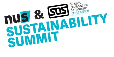 NUS and SOS-UK Sustainability Summit tickets