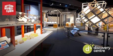 Discovery Centre Featured Exhibit Member Sneak Peek tickets