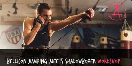 bellicon® JUMPING meets Shadowboxer Workshop (Hamburg) Tickets
