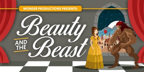 Beauty and the beast pantomime tickets