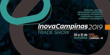 Inova Campinas Trade Show ingressos