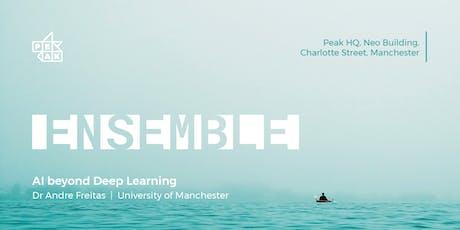 Peak Ensemble | AI beyond Deep Learning tickets