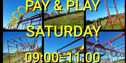 Saturday Morning Pay & Play (Weekly)