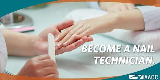 Nail Tech Mandatory Information Session