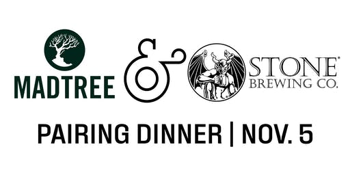 MadTree & Stone Brewing Pairing Dinner